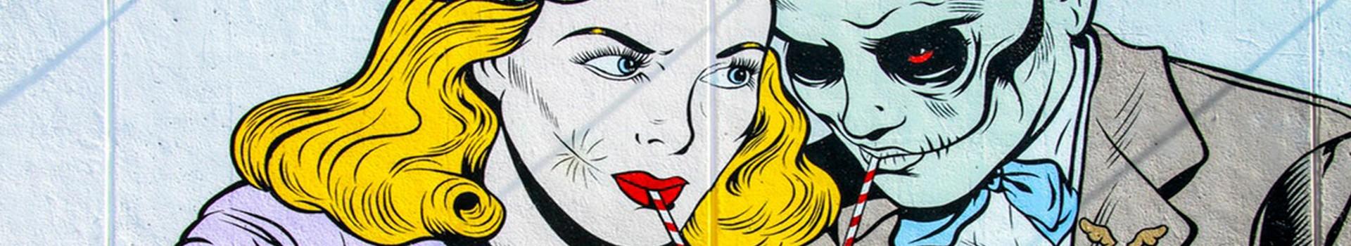 Pop Art Fabrics