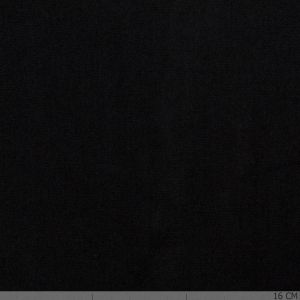 Flannel Double-faced Roughened Black