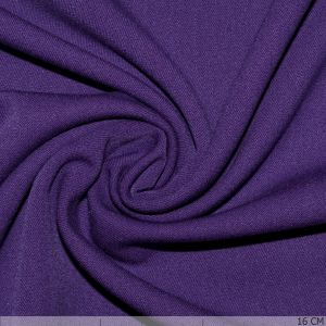 Bi-Stretch Wool Touch Mauve-Paars