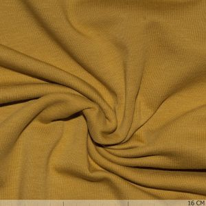 Brushed Cotton Tricot Oker