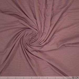 Bamboo tricot oud roze