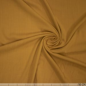 Stretch viscose oker