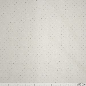 Stretch keper stipje wit