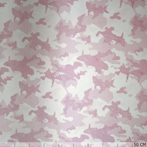 Reflectie camouflage rood