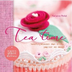 Handmade diva's - Tea time