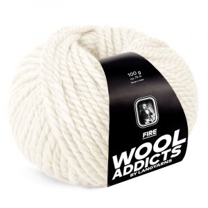 Lang Yarns Fire Offwhite