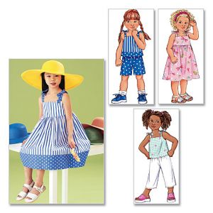 Butterick Sewing Pattern 3477-2