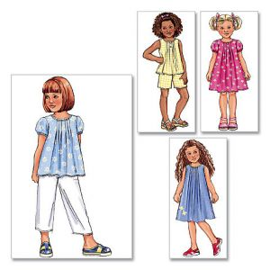 Butterick Sewing Pattern 4176-6