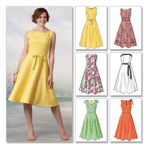 Butterick Sewing Pattern 4443-FF