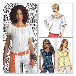 Butterick Sewing Pattern 4685-FF