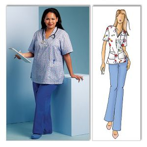 Butterick Sewing Pattern 5301-MIS