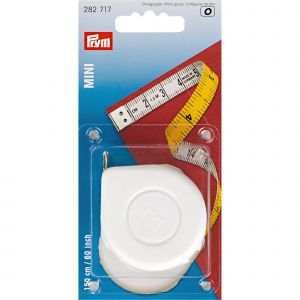 Spring tape measure Mini 150 cm 60 inch