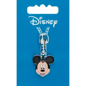 Fashion Zipper pullers Disney Mickey Mouse head