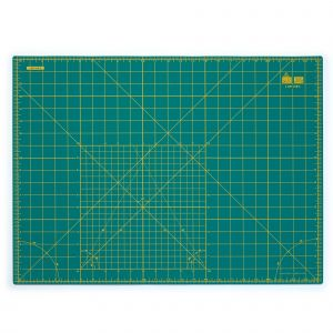 Cutting Mat for rotary cutters with cm/with inch scale 60x45cm (23x17inch)