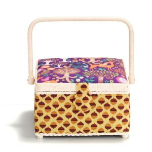 Sewing basket Forest M