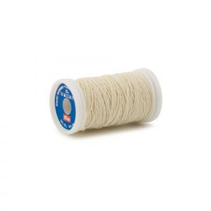 Elastic Sewing Thread 0.5 mm natural white