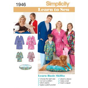 Simplicity Sewing Pattern 1946-A