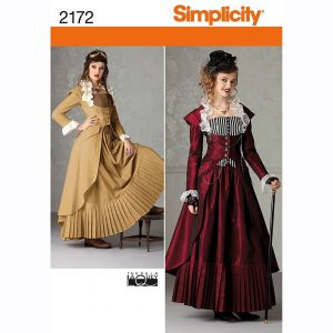 Simplicity Sewing Pattern 2172-HH