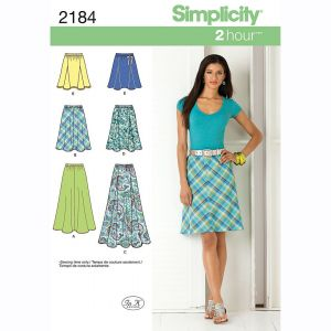 Simplicity Sewing Pattern 2184-H5