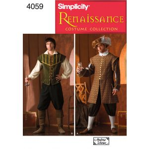 Simplicity Sewing Pattern 4059-A