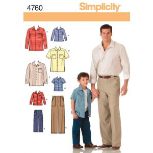 Simplicity Sewing Pattern 4760-A
