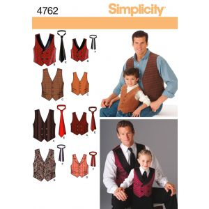 Simplicity Sewing Pattern 4762-A