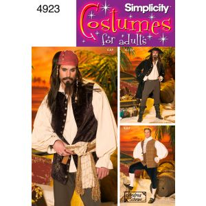Simplicity Sewing Pattern 4923-AA