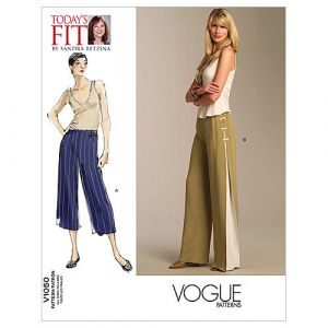 Vogue Sewing Pattern 1050-OS