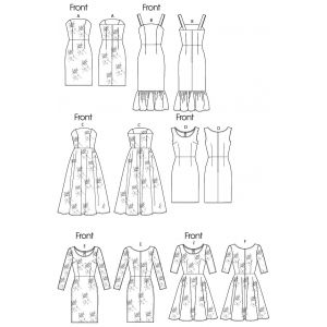 Vogue Sewing Pattern 8766-D5