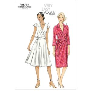 Vogue Sewing Pattern 8784-A5