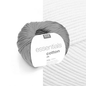 Rico Essentials Cotton (DK) Wit