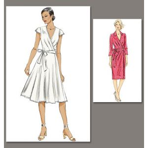 Vogue Sewing Pattern 8784-E5