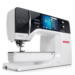 BERNINA 790 PLUS machine+BSR-voet