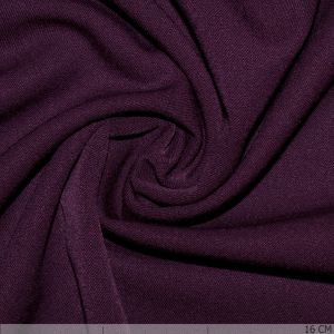 Bi-Stretch Wool Touch Bordeaux