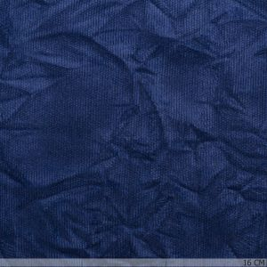 Kreuk Stretch Rib Royal Bleu
