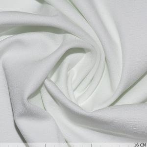 Cambio Stretch Cotton White