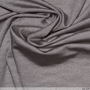 Jersey Galaxie  Grey Lurex