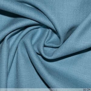 Stretch Linnen Dark Mint