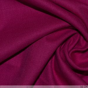 Stretch Linnen Fuchsia