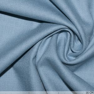 Stretch Linnen Blue