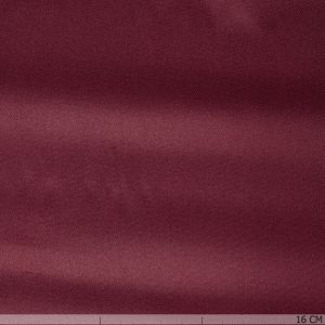 Fred Satin Warm Red