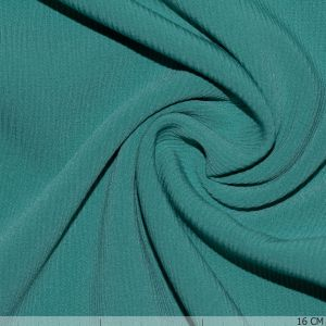 Fancy High Twist Turkoois/Groen