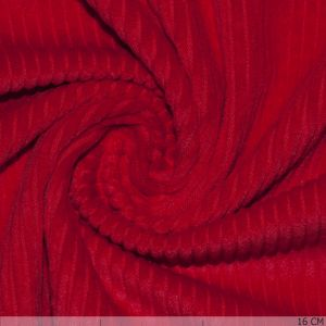 Cotton Rib Rood