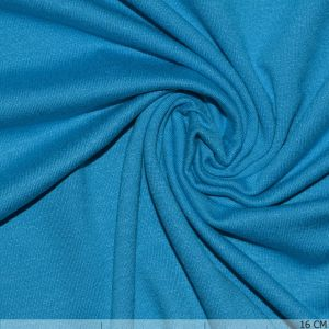 Jersey Quality Light Turquoise