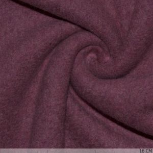 Organic Cotton Fleece Old Pink
