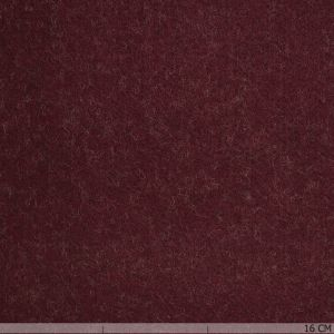 Hobby Vilt 2 mm Melange Bordo