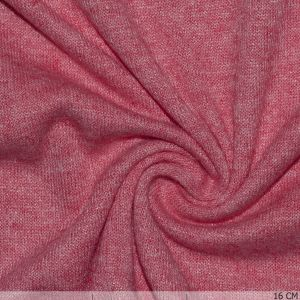 Soft Jersey Deliciae Rose-Red