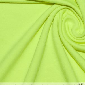 French Terry Neon Yellow