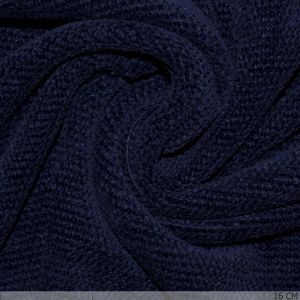 Knitted Chinelle Purple/Blue