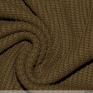 Big Knit Dark Khaki